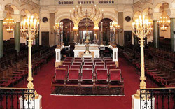 Temple Buffault synagogue