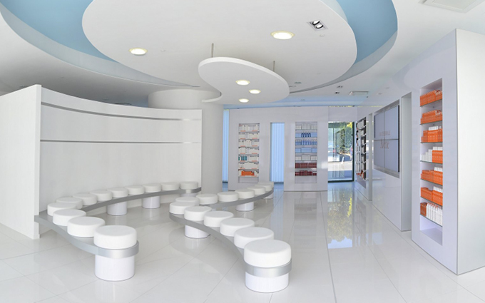 Showroom Avène