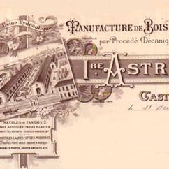 1907 : Léon Ruisseau se forge une première expérience chez Astruc...