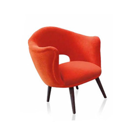 Fauteuil Coquelicot