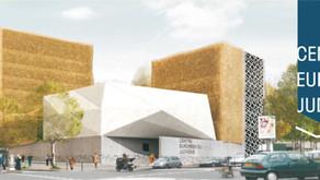 Stella gagne le marché de la synagogue du futur Centre Européen du Judaïsme...