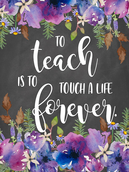 Touch a Life Forever