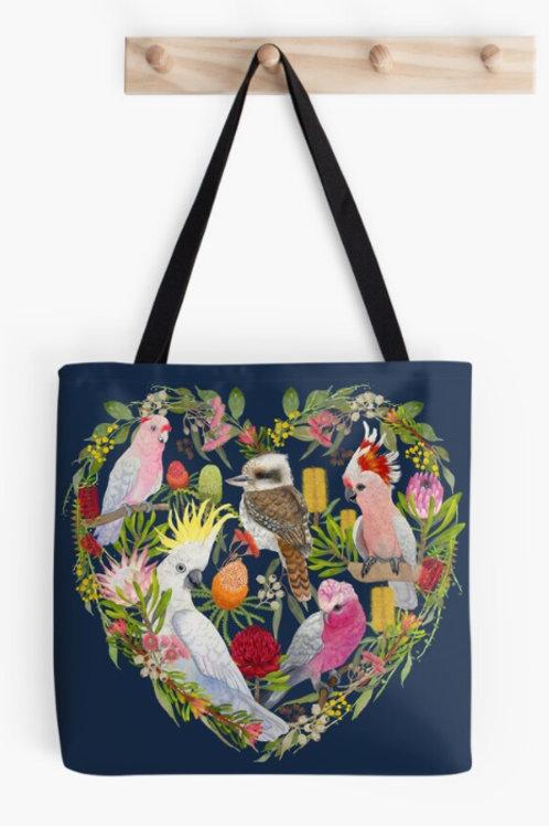Native Heart - Tote Bag