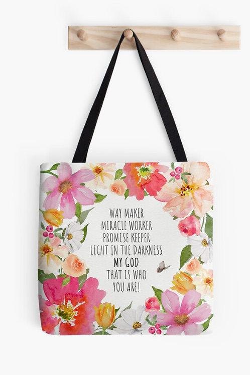 Way Maker - Tote Bag