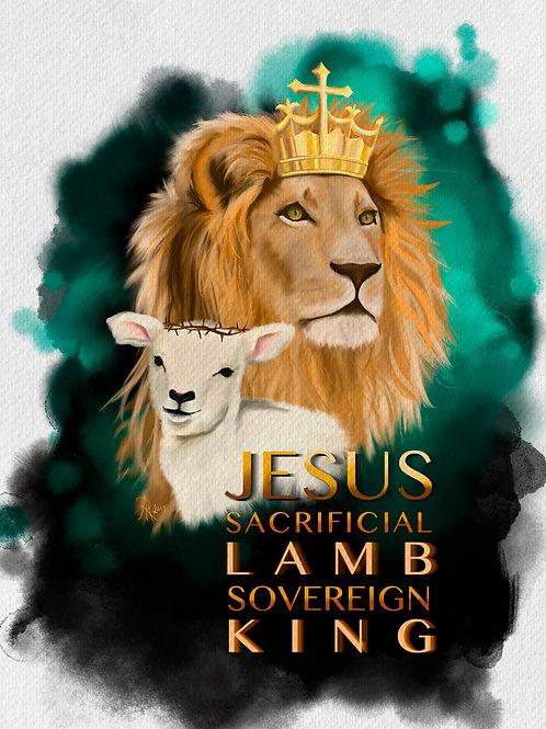 Sacrifice & Sovereignty - Art Print