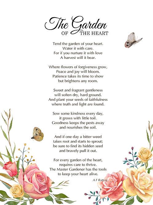 The Garden of the Heart