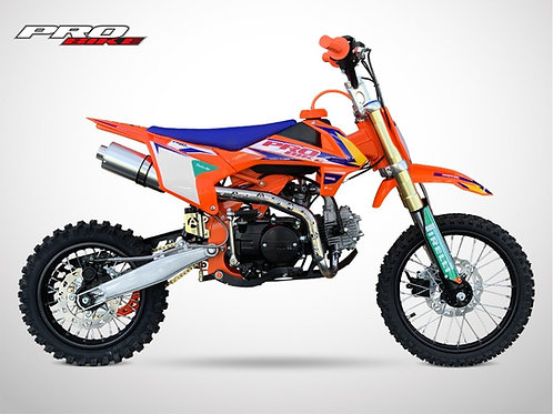 Pit Bike Probike 125 Orange 2021