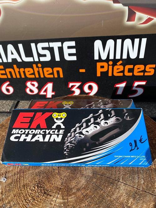 Chaîne EK motorcycle 428/120