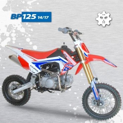 Pit Bike BASTOS BP 125CC