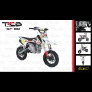Pitbike enfant TCB XF 60