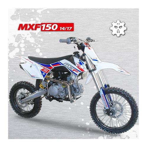 Bastos 150   MXF  14/17