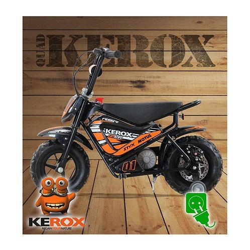 Moto enfant électrique KEROX E-FAT KIDS 250W