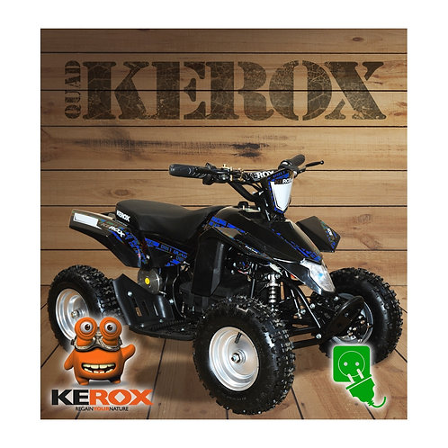 Quad pocket KEROX E-Rock BW6