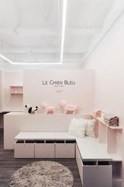 —Le Chien Bleu DUMBO Store
