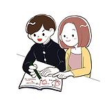 勉強中学生.png