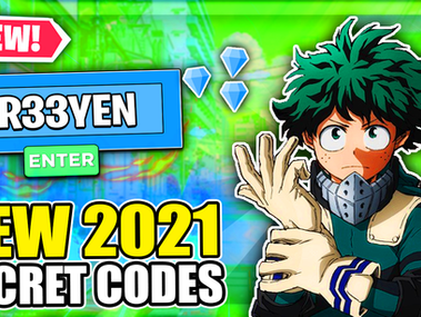 Roblox Anime Fighters Simulator Codes - July 2021