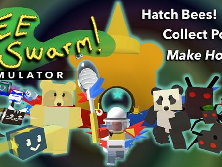 Bee Swarm Simulator Codes - May 2021