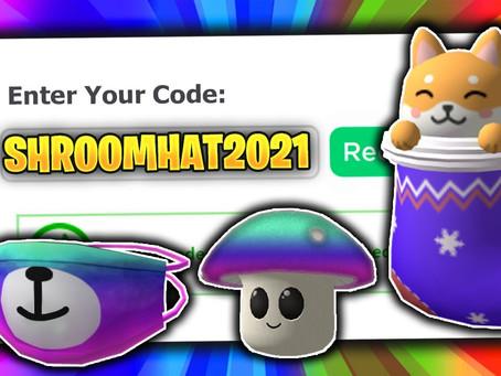 All New Roblox Promo Codes - June 2021