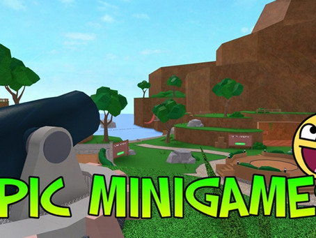 Epic Minigames Codes - May 2021
