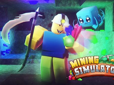Mining Simulator Codes - May 2021