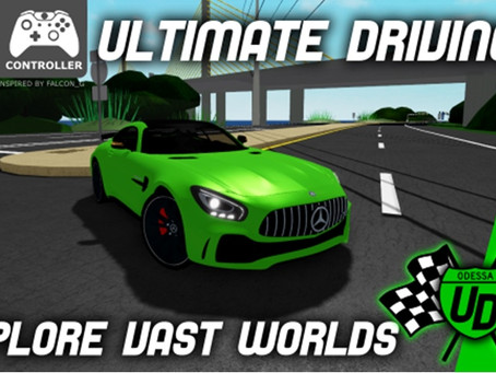 Ultimate Driving Codes - May 2021