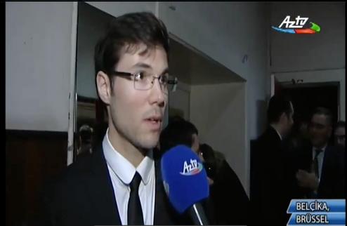 Interview AzTv - 2015