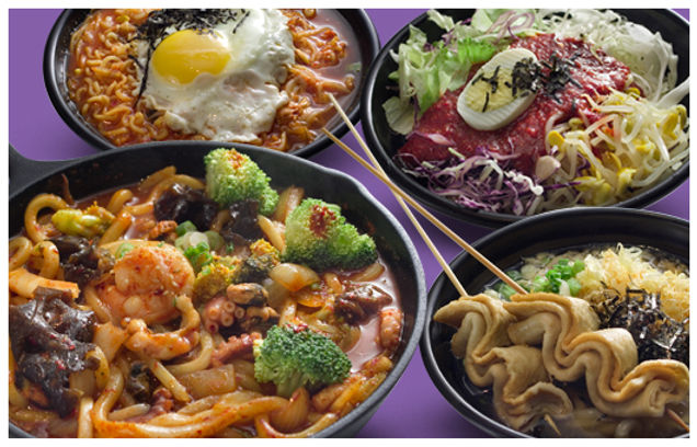 popular korean dishes
