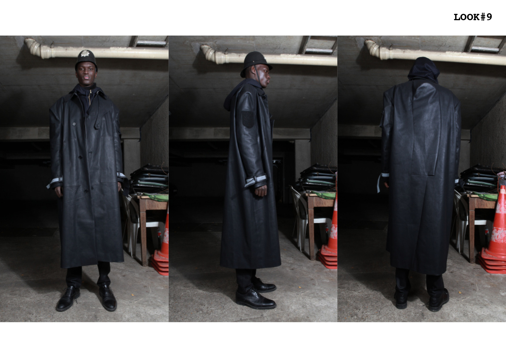 SERO AW19 LOOKBOOK