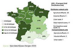 2020-Usages-Biomethane units connected t