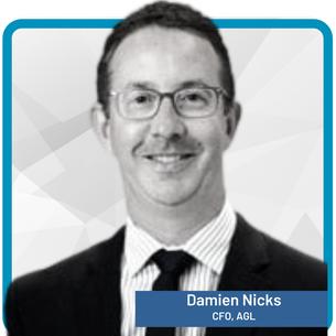 Damien Nicks Chief Financial Officer, AGL