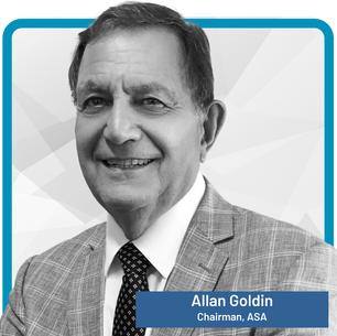 Allan Goldin Chairman, Australian Shareholders' Association