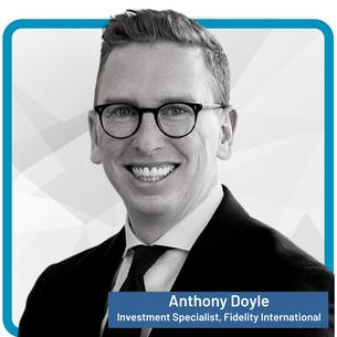 Anthony Doyle Investment Specialist, Fidelity International