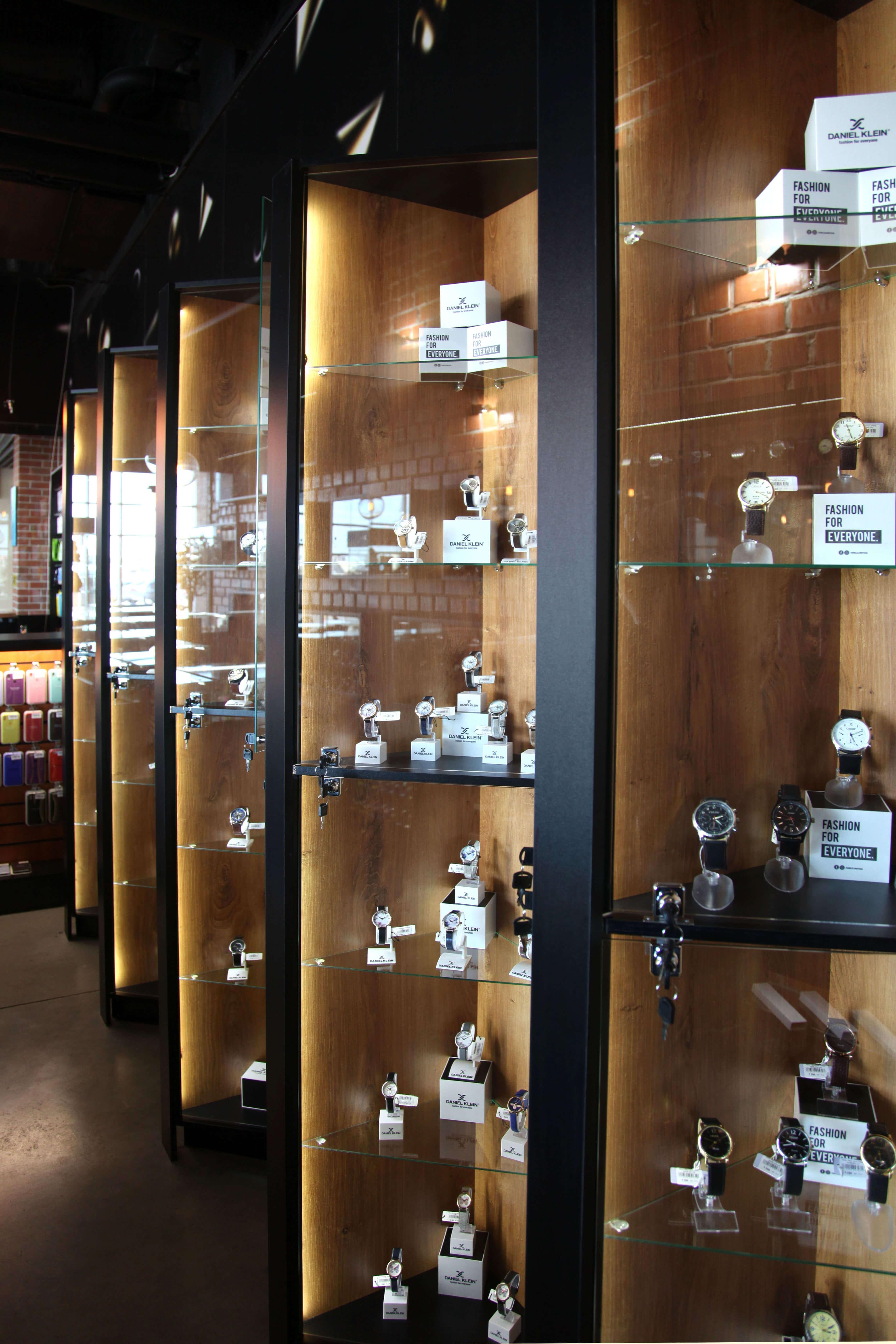 магазин часов лофт