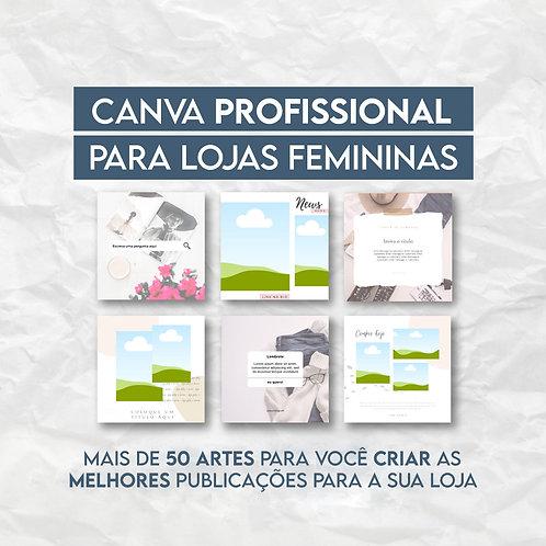PACK MAIS DE 50 ARTES - LOJA FEMININA