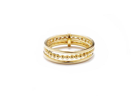 Soleil 太陽多圈戒指