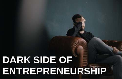 Avoid Depression as a Founder in a Startup