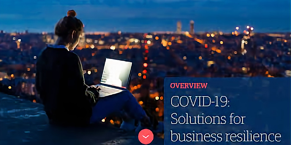 COVID-19: Strategic Solutions for business resilience & growth
