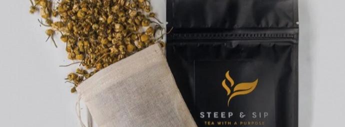 Steep and Sip Tea