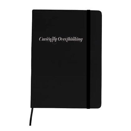 Currently Overthinking Notebook