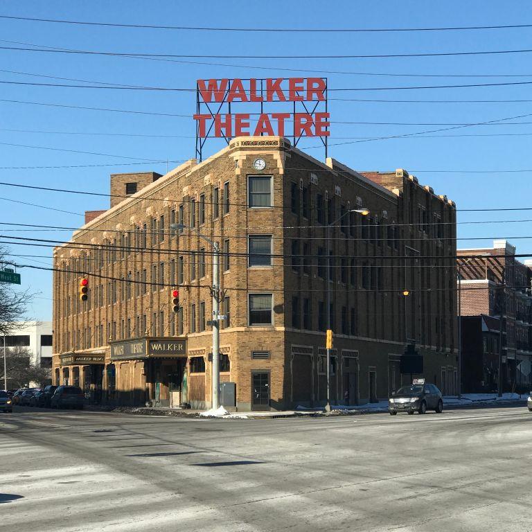 Madam CJ Walker Walker Theatre Center