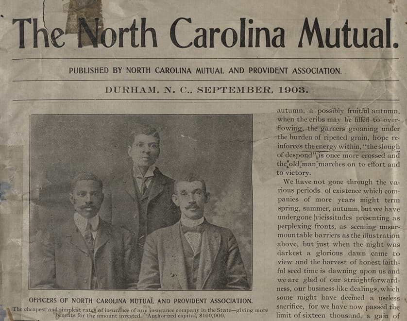 North Carolina Mutual Life Insurance Company