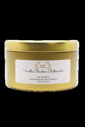 Vanilla Bourbon Butterscotch Candle