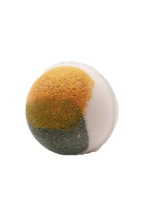 Eucalyptus and Lemon Mini Bath Bombs