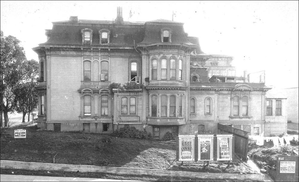 Mary Ellen Pleasant Mansion
