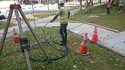 Fiber Optic Installation, Fiber Cable Installation