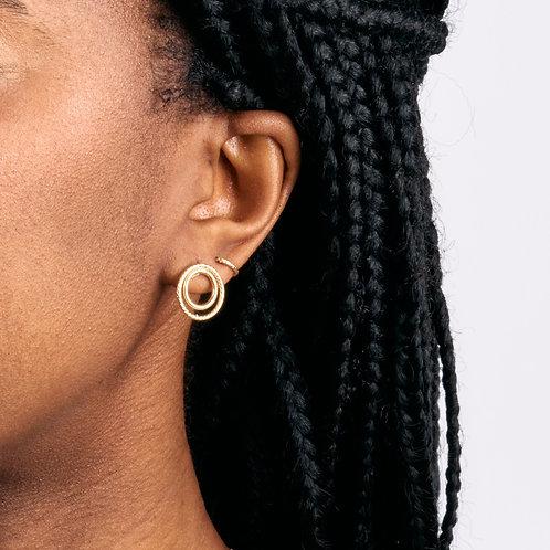 Boucles d'oreilles Bhaga