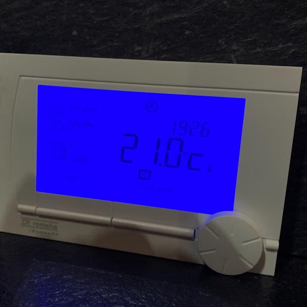 thermostat Remeha