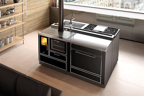 Cuisinière bois série spéciale
