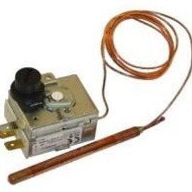 Thermostat à réarmement manuel