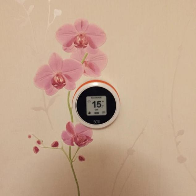 thermostat Sûti